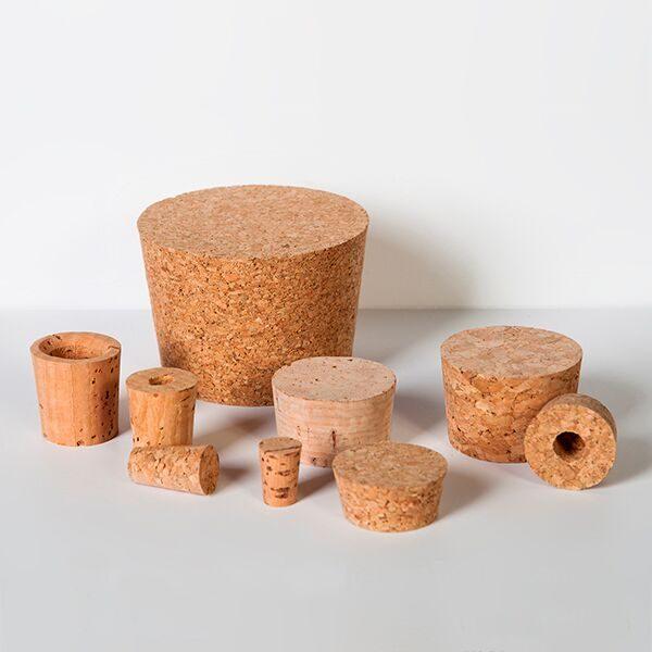 Cork Stoppers | Wood & Plastic T-Tops | Manton Cork